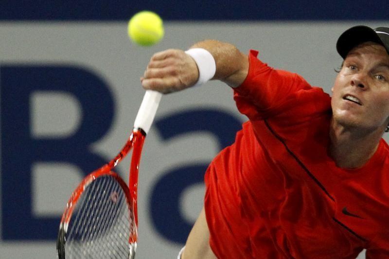 T.Berdychas laimėjo ATP turnyrą Prancūzijoje