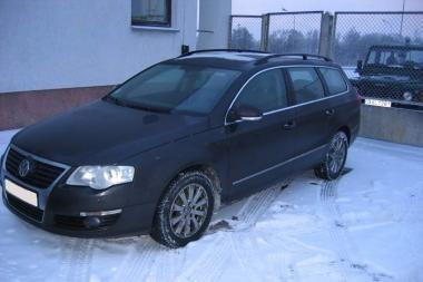 Šilutiškis į Lietuvą važiavo Prancūzijoje vogta mašina