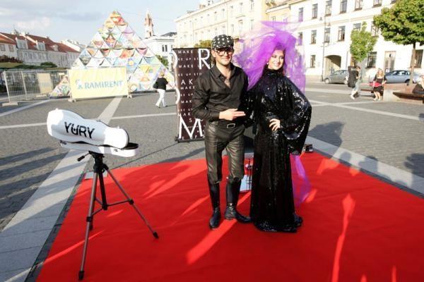 Vilniuje praūžė mados naktis