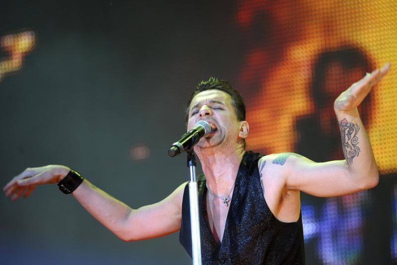 """Kodėl verta pamatyti  legendinius    """"Depeche Mode""""?"""
