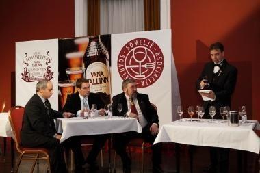 Paskelbti Lietuvos vyno čempionato nugalėtojai