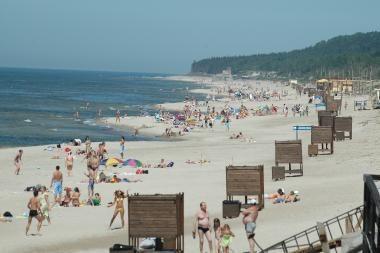 Baigėsi konkursas paplūdimių valytojui parinkti