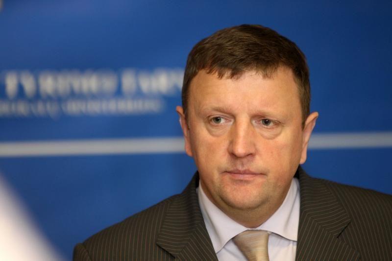 Atleistus FNTT vadus Antikorupcijos komisija ragina grąžinti į tarnybą