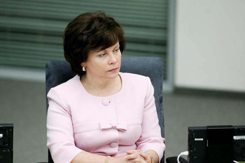 R.Juknevičienė: Rusija stengiasi išlaikyti įtaką Baltijos šalyse