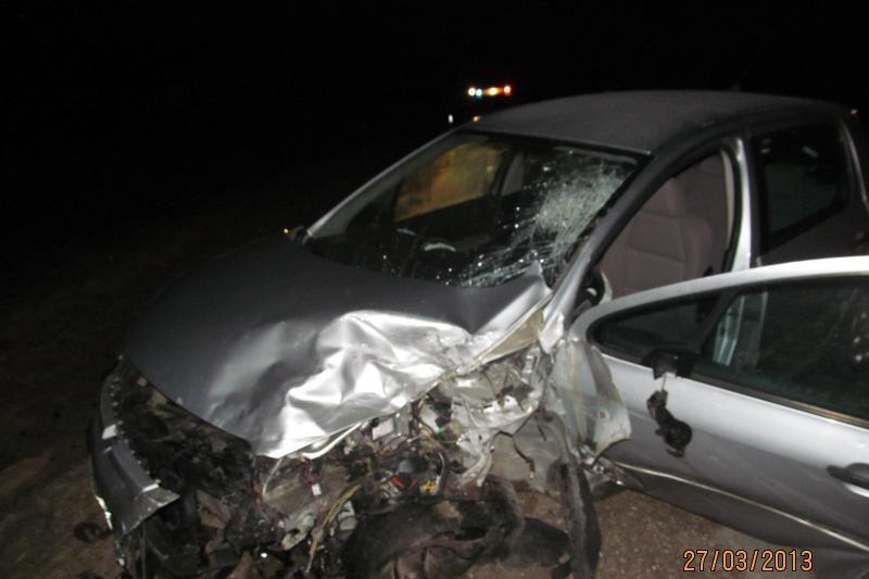 Avarija Kauno rajone: sužeista šeima, ieškomas pabėgęs vairuotojas