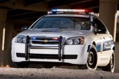GM pristatė policijos automobilį