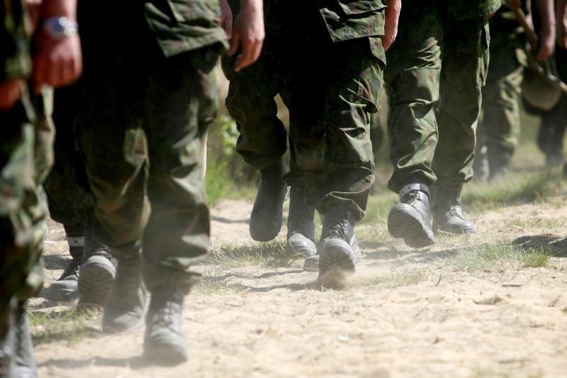 Po šešerių metų pertraukos prasideda karininkų mokymai studentams