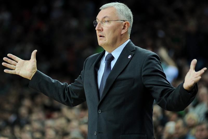 J.Kazlauskas: malonu žaisti aplinkoje, kur visi supranta krepšinį