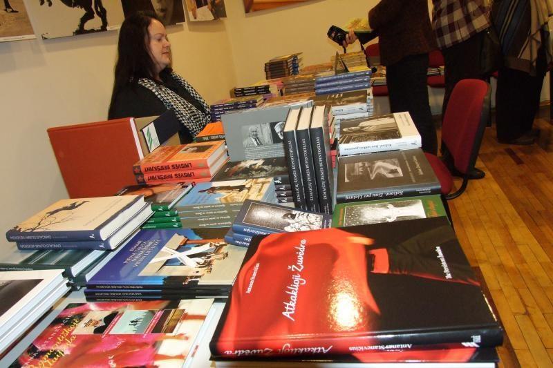 Klaipėdiečius kvietė knygų mugė ir fotografijų paroda