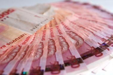 Klaipėdos biudžete trūksta penkių milijonų