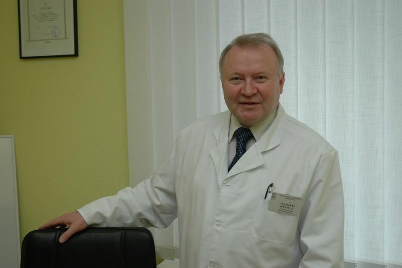 Mirė gydytojas ir politikas V. Pivrikas