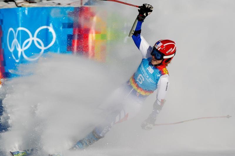 Lietuvė didžiojo slalomo rungtyje liko 36-a
