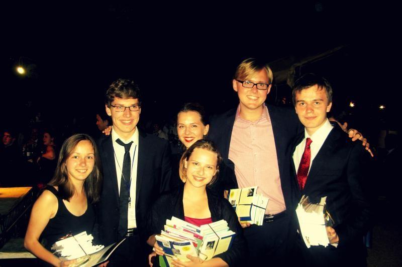 Lietuviai Pasaulio moksleivių debatų čempionate - pirmi