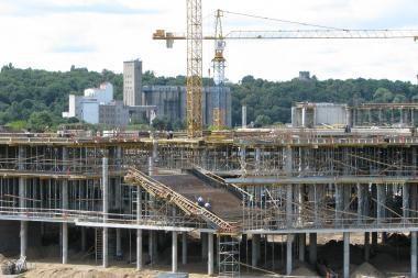 Sporto objektų statybai 2010 metais siūloma skirti 54 mln. litų