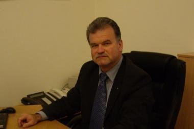 Atsistatydino aplinkos viceministras R.Kalvaitis