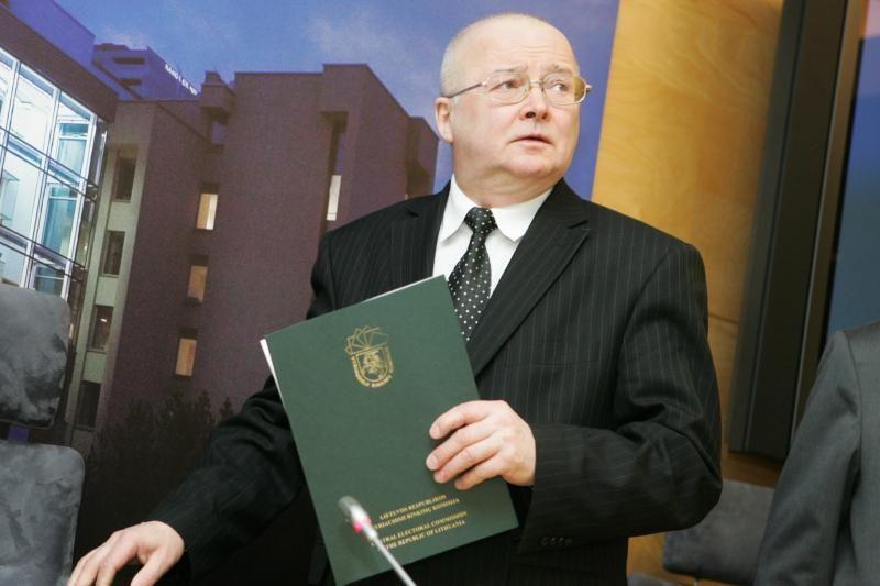 Vietoj Z.Vaigausko VRK vadovu siūlomas A.Kasinskas