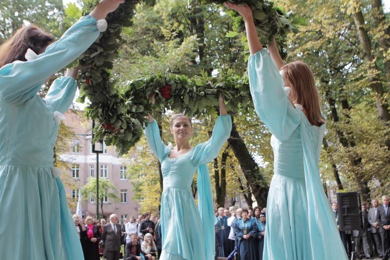 Nauji studijų metai Klaipėdos universitetui - kupini iššūkių