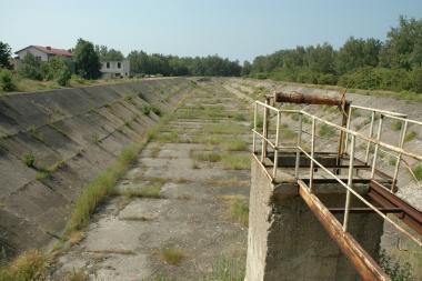 Prokurorai delsia pateikti išvadas dėl baseino Kopgalyje