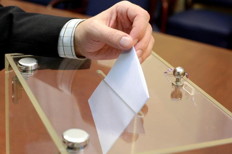 Rinkimuose kandidatus galės kelti 28 partijos