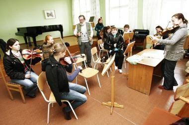 Klaipėdos universitete šąla studentai (papildyta)