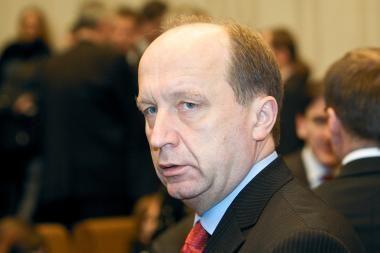 A.Kubilius: Lietuva prie euro zonos prisijungs 2014 metais