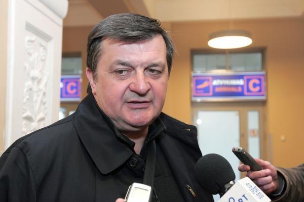 A.Petrovičius džiaugiasi Maskvoje sukaupta patirtimi