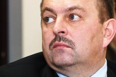 Vilniaus meras tikėjosi švelnesnės partijos nuobaudos