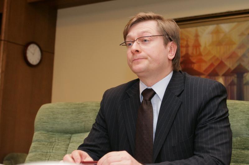 VMI vadovas: informacija apie galimus įtarimus dėl kyšio - provokacija