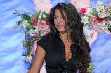 Jurgita Tvarijonaitė šokėją Tiną išvadino nevala