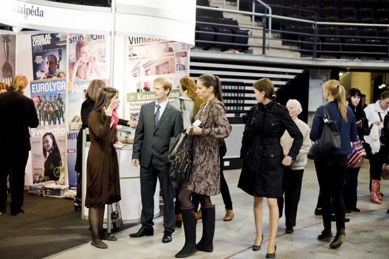 """Į """"Žalgirio"""" areną gena meilė lietuviškoms prekėms"""