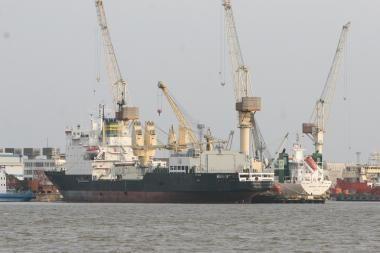 Klaipėdoje užsibuvusiems Rusijos jūreiviams - baudos