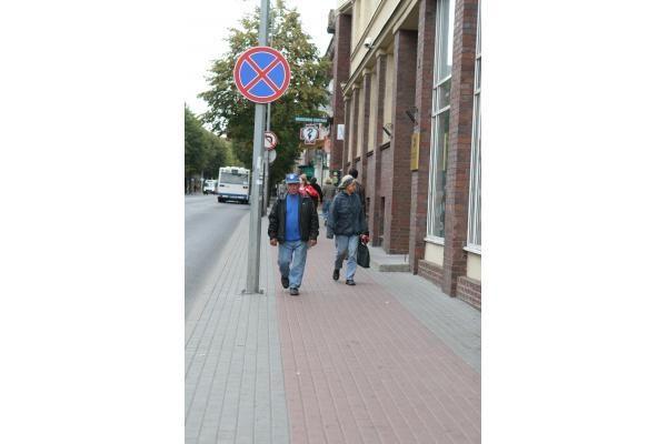 Dėl dviračių takų Klaipėdos centre - diskusija (papildyta)