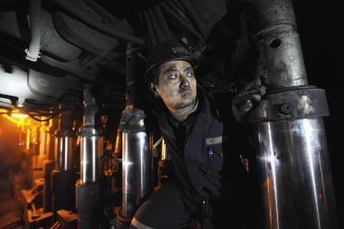 Kinija paskelbė pasiekusi proveržį branduolinio kuro gamyboje