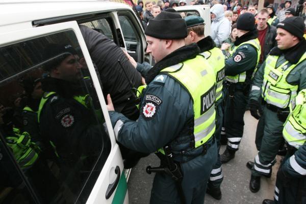 Lietuva terorizmo nebijo