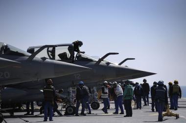 NATO atmeta Libijos lyderio siūlomas paliaubas ir derybas