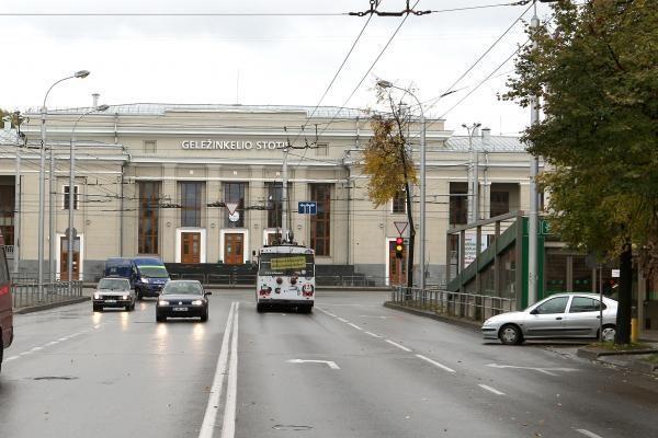 Vilniuje pradingęs neįgalus vaikas rastas Kaune