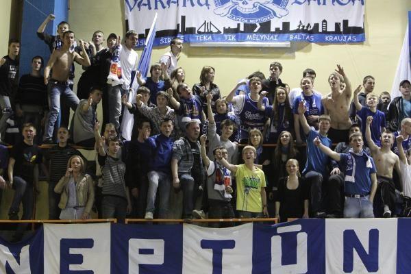 """LKL ketvirtfinalis: Klaipėdos """"Neptūnas"""" - Kauno """"Žalgiris"""" 82:88"""