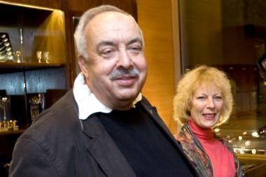 Nagrinėjant A.Večerskio skundą, naujasis teatro vadovas galės dirbti