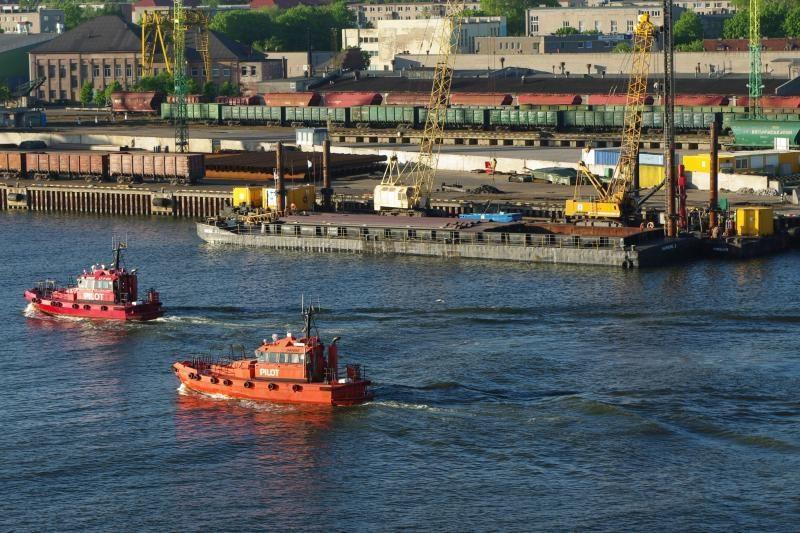 Amerikiečiai domisi giliavandenio uosto statyba Lietuvoje