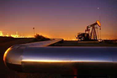 Ukraina pasirengusi stiprinti bendradarbiavimą su Lenkija dėl naftotiekio pratęsimo