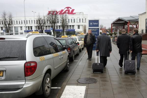 Baltarusius vilios į Europą skristi per Lietuvą