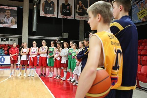 Krepšinio žvaigždžių pamokos jauniesiems žaidėjams
