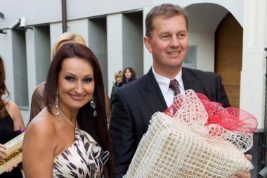 Kauno ponia Inga Budrienė dukrą planuoja pagal astrologų prognozes