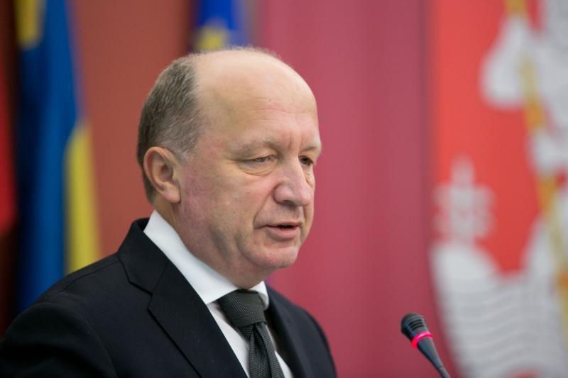 A.Kubilius: Lietuva nepritaria vienašališkiems Palestinos žingsniams