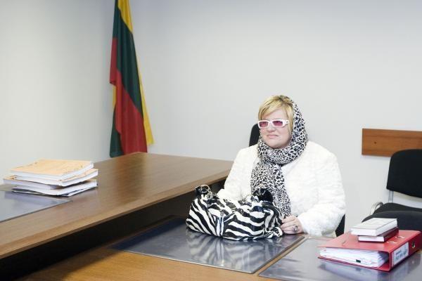 D.Bilevičiūtė ES lėšų aferoje jaučiasi auka