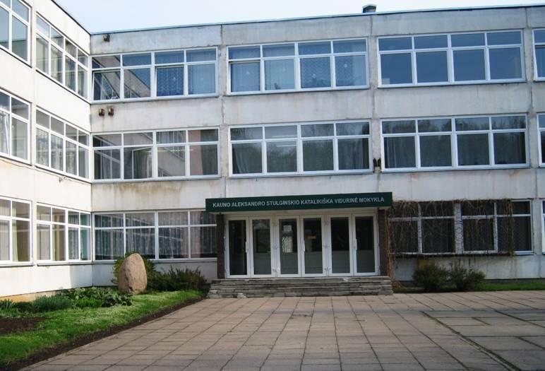Kaune atsirado mokykla, kokios dar nebuvo