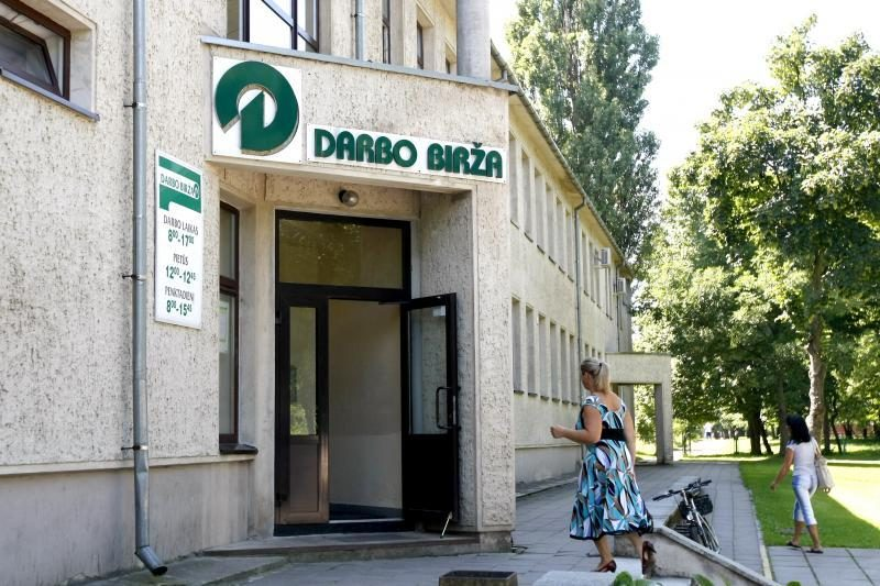 Laisvos darbo vietos Klaipėdos regione