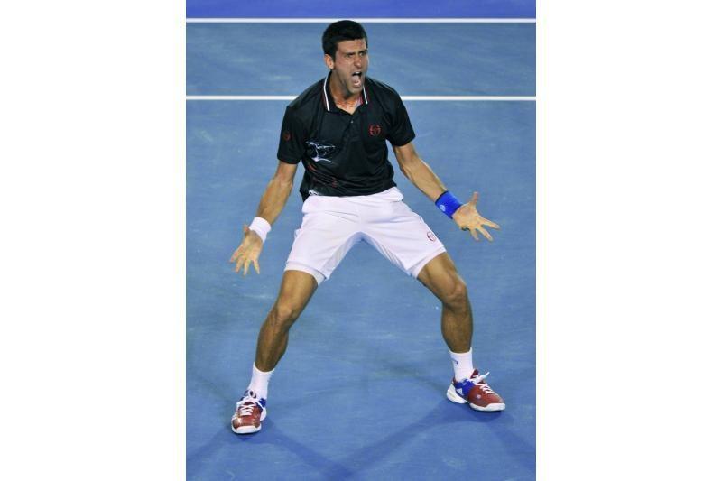 """N.Džokovičius įveikė R.Nadalį ir laimėjo """"Australian Open"""" turnyrą"""
