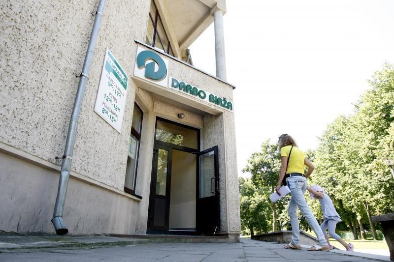 Klaipėdos teritorinėje darbo biržoje registruotos laisvos darbo vietos