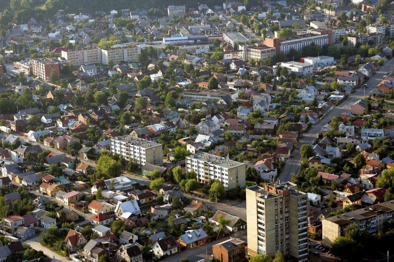 Miesto seniūnijoms – daugiau nei 1 mln. litų